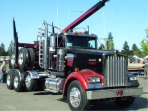 Custom Logging Truck Supplier Olympia WA